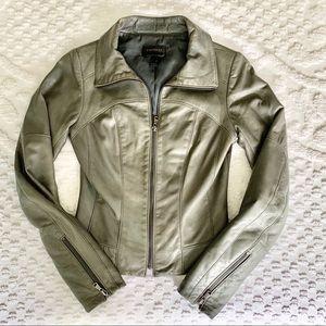 ♻️ Danier Leather Christina Jacket